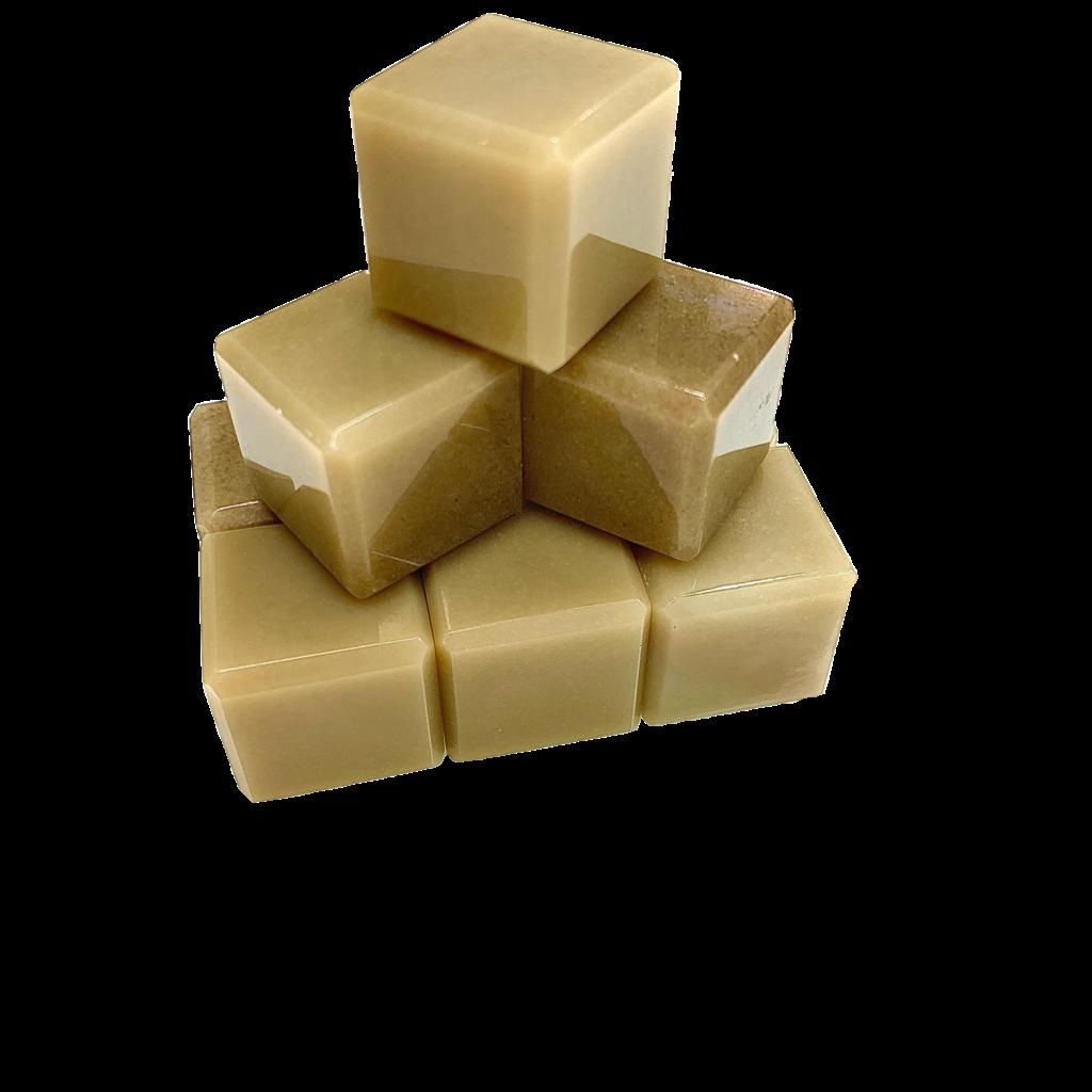 Камни для виски из медового нефрита